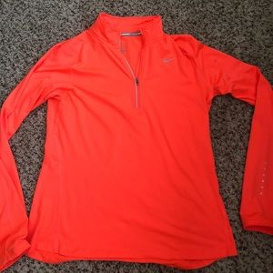 Women's Nike Pro 3/4th Zip Jacket